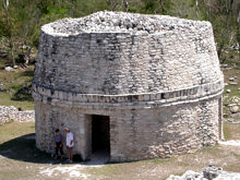 Observatorium in Mayapan